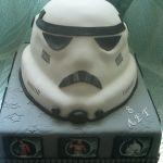 Торт Звёздные войны (Star Wars)_20
