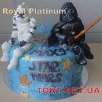 Торт Звёздные войны (Star Wars)_22