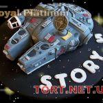 Торт Звёздные войны (Star Wars)_4