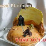 Торт Звёздные войны (Star Wars)_5