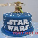 Торт Звёздные войны (Star Wars)_7
