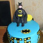 Торт Бэтмен (Batman)_1