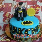 Торт Бэтмен (Batman)_2
