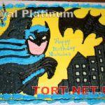 Торт Бэтмен (Batman)_8