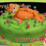 Торт Гарфилд (Garfield)_10