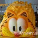 Торт Гарфилд (Garfield)_11