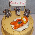 Торт Гарфилд (Garfield)_14