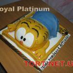 Торт Гарфилд (Garfield)_16