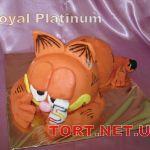 Торт Гарфилд (Garfield)_17