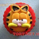 Торт Гарфилд (Garfield)_22