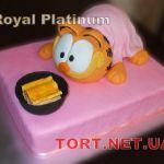 Торт Гарфилд (Garfield)_23