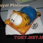 Торт Гарфилд (Garfield)_4