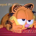 Торт Гарфилд (Garfield)_5