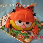 Торт Гарфилд (Garfield)_8