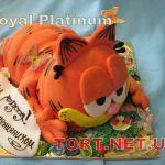 Торт Гарфилд (Garfield)_9