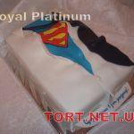 Торт Супермен (Superman)_1