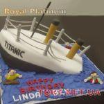 Торт Титаник (Titanic)_1