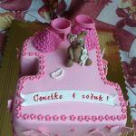 Торт Цифра Один_17