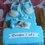 Торт Цифра Один_18