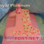 Торт Цифра Один_1