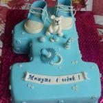 Торт Цифра Один_21