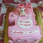 Торт Цифра Один_24
