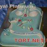 Торт Цифра Один_6