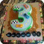 Торт Цифра Три_8