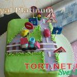 Торт Цифра Четыре_2