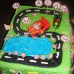 Торт Цифра Пять_2