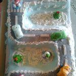 Торт Цифра Пять_3