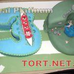Торт Цифра Тридцать_2