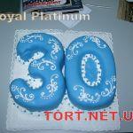 Торт Цифра Тридцать_3