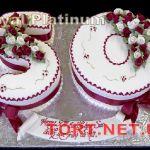 Торт Цифра Пятьдесят_1