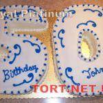 Торт Цифра Пятьдесят_8