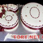 Торт Цифра Шестьдесят_3