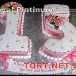 Торт Цифра 15 Пятнадцать