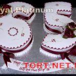Торт Цифра 65 Шестьдесят Пять