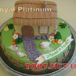 Торт Здание_16