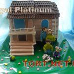 Торт Здание_1
