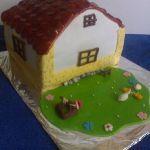 Торт Здание_22