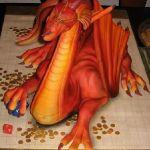 Торт Дракон_19