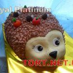 Торт Ёжик_1