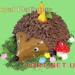 Торт Ёжик_3