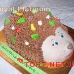 Торт Ёжик_4