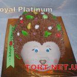 Торт Ёжик_5