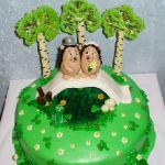 Торт Ёжик_7