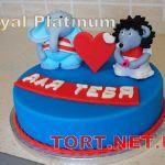 Торт Ёжик_8