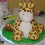 Торт Жираф_5