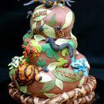 Торт с жуками_10